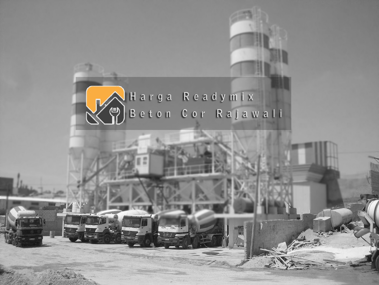 Harga Beton Readymix Rajawali Per M3 Terbaru