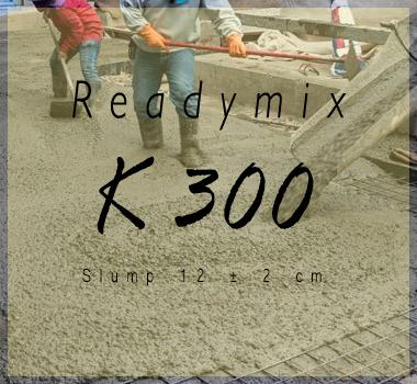 Harga Beton K 300