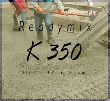Harga Beton K 350