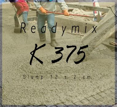 Harga Beton K 375 Per M3