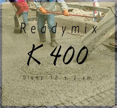 Harga Beton K 400
