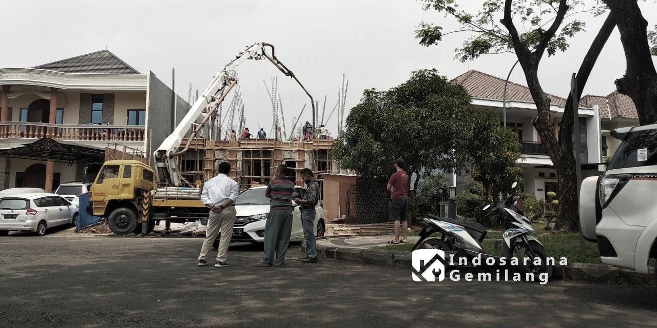 Pompa Beton Bekasi